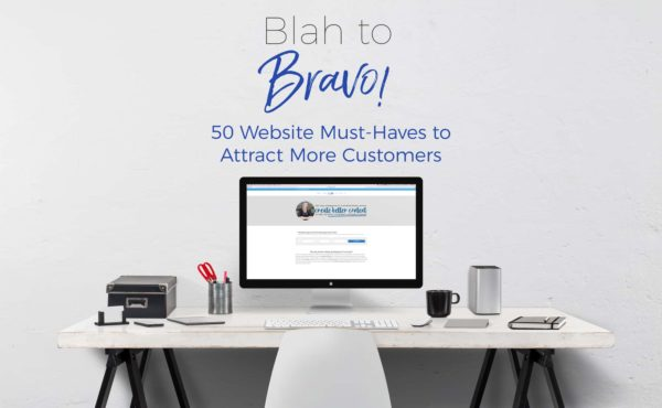 website must-haves