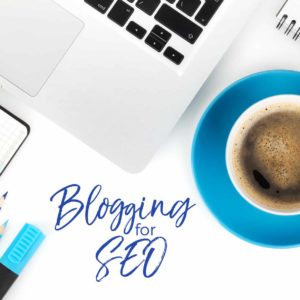 blogging for seo workshop