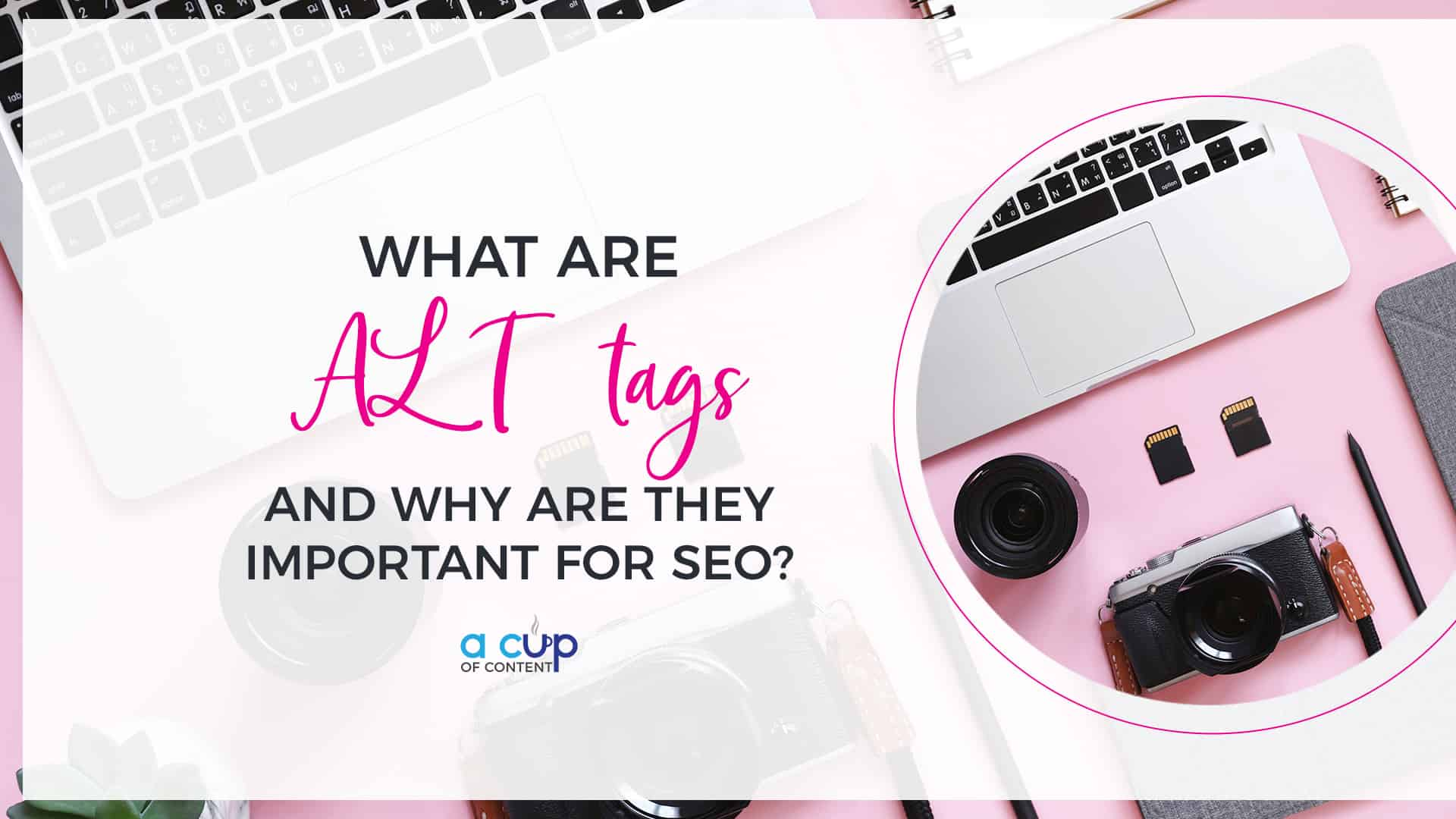 What are ALT Tags, and why are they important for SEO?