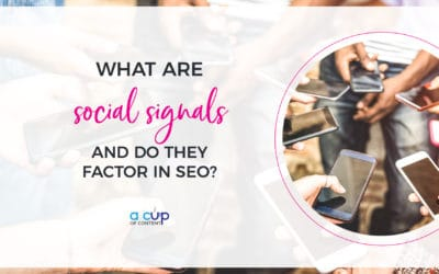 Social Signals: Do they factor into your SEO?