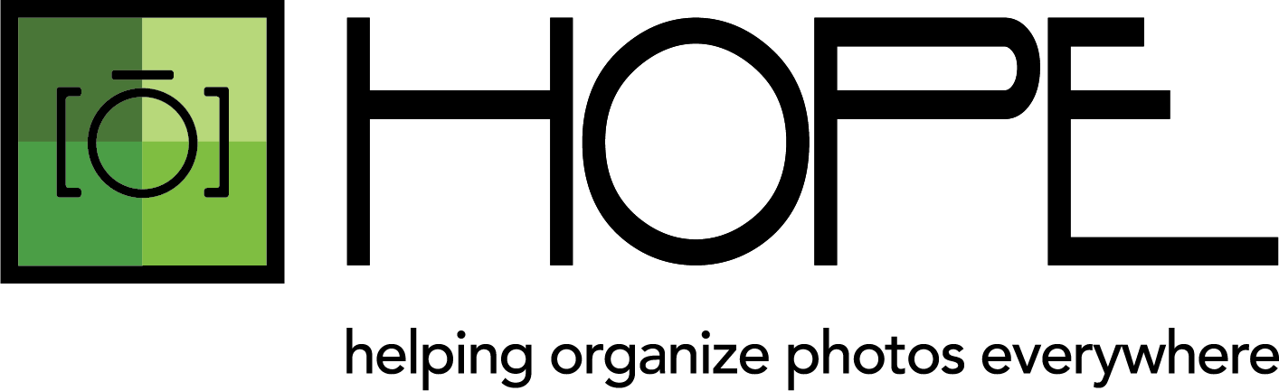 Hope Organizing logo