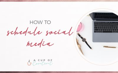 Social media scheduling 101: How to schedule social media