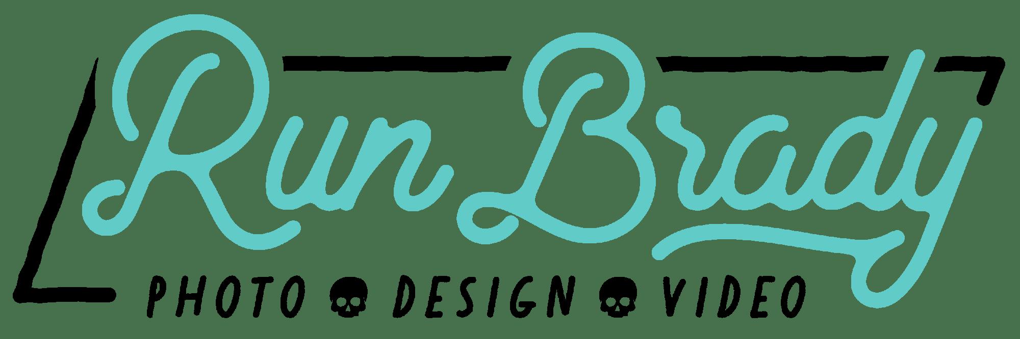 run brady logo