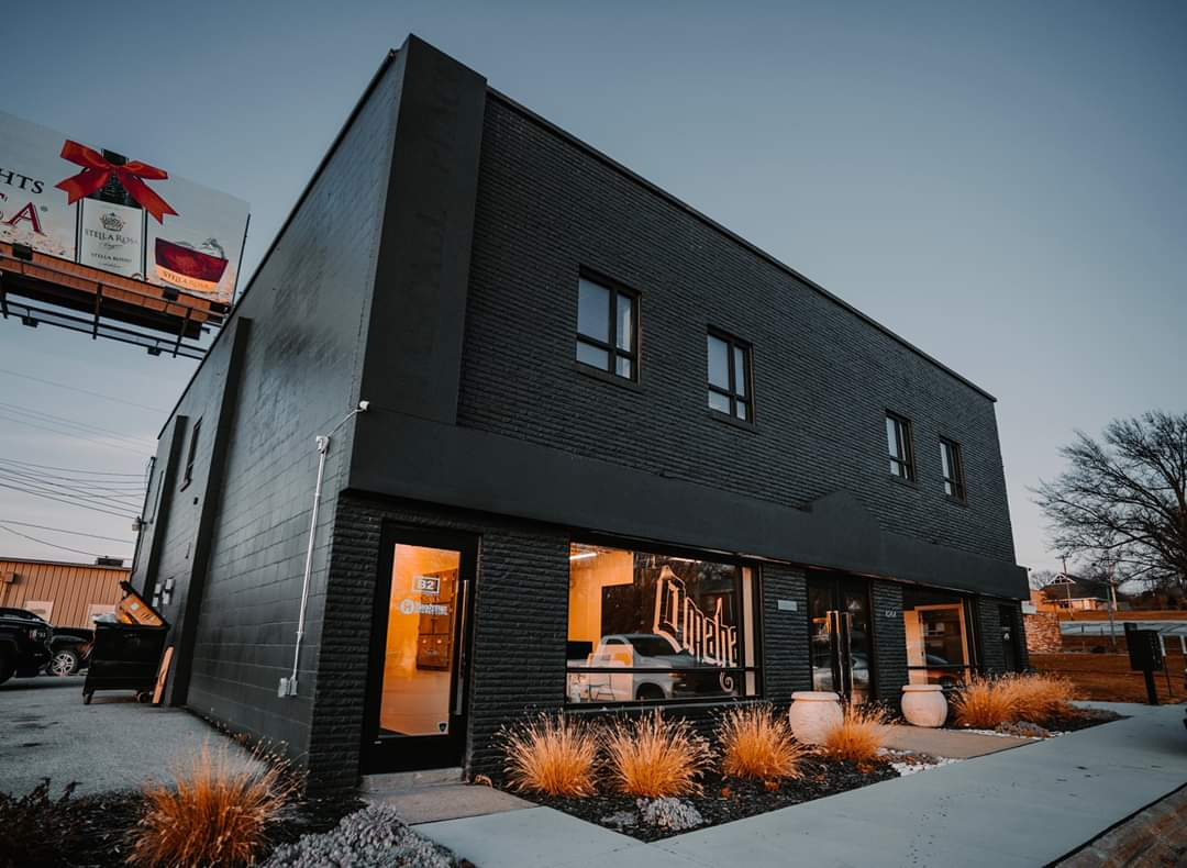 8264 Hascall Street exterior building shot