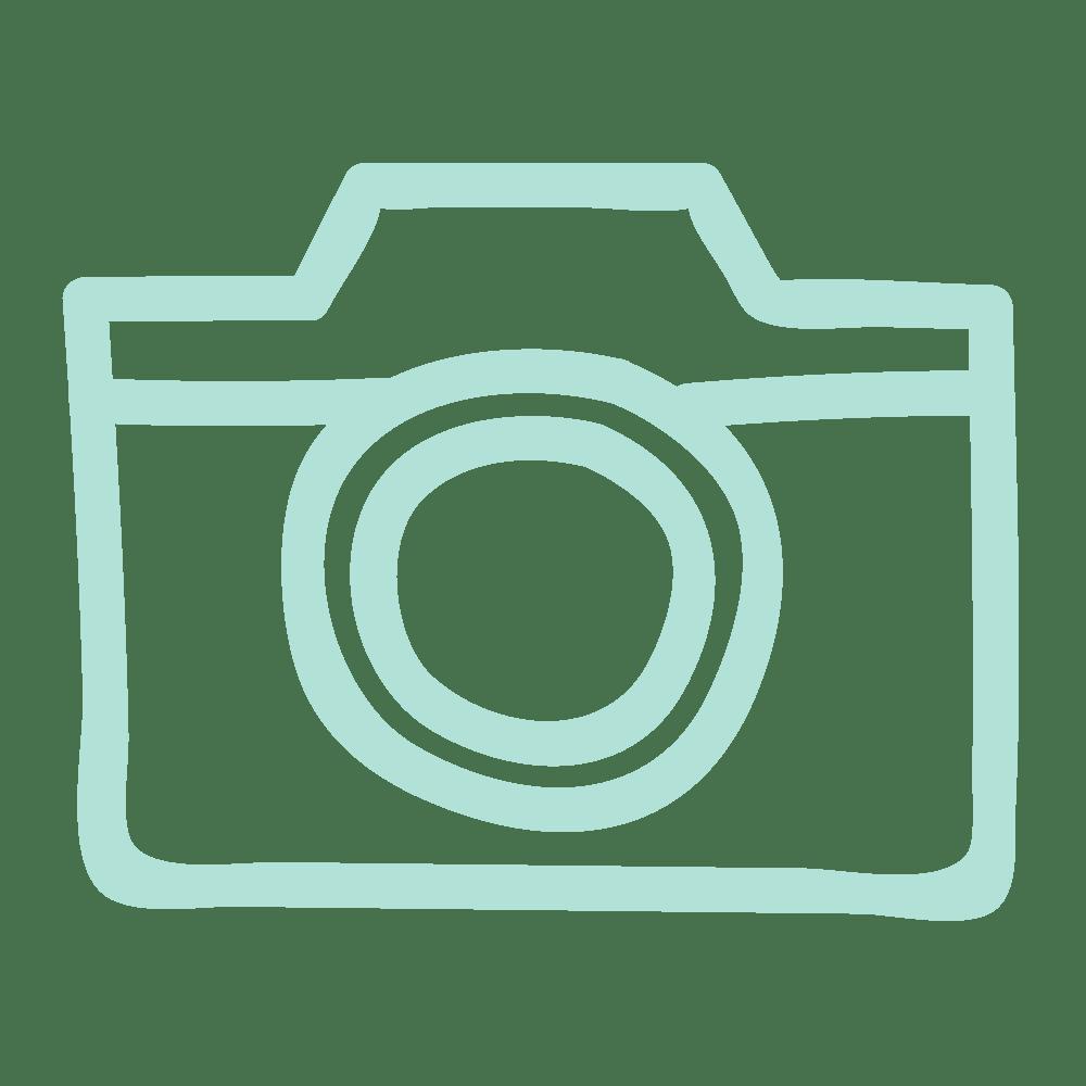 doodle of a camera